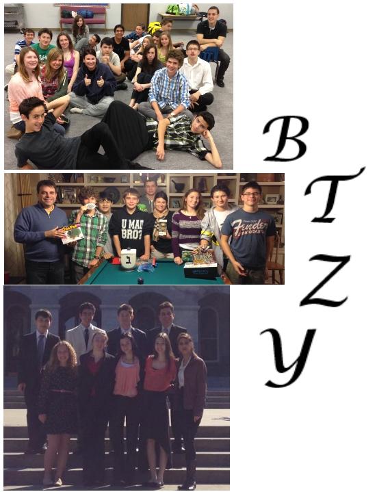 BTZY Collage