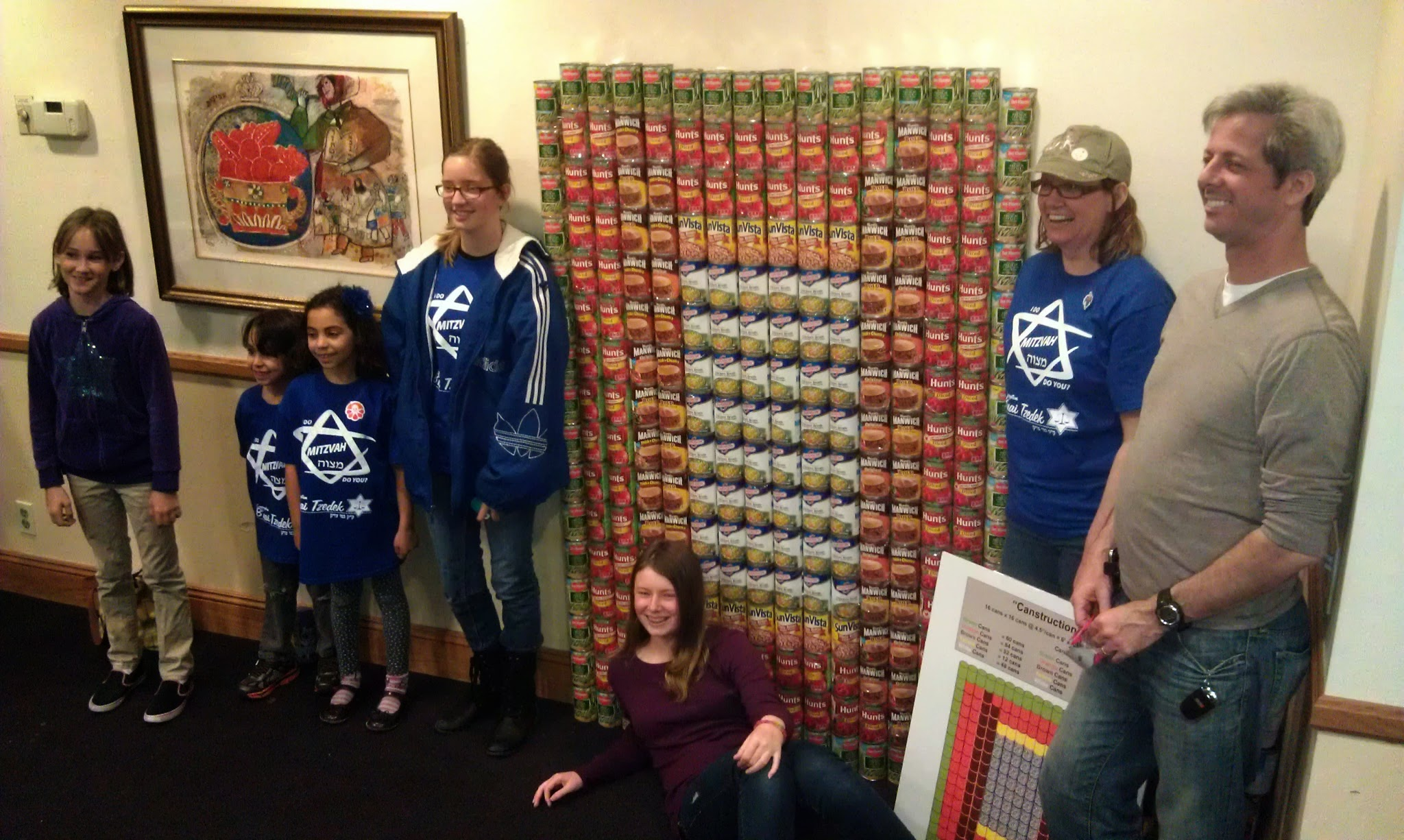 MD2014 Canstruction